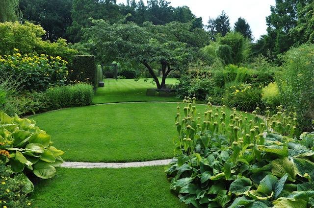 Wild Gardening | Gartenblog | November 2017 | Mien Ruys Gelber Garten