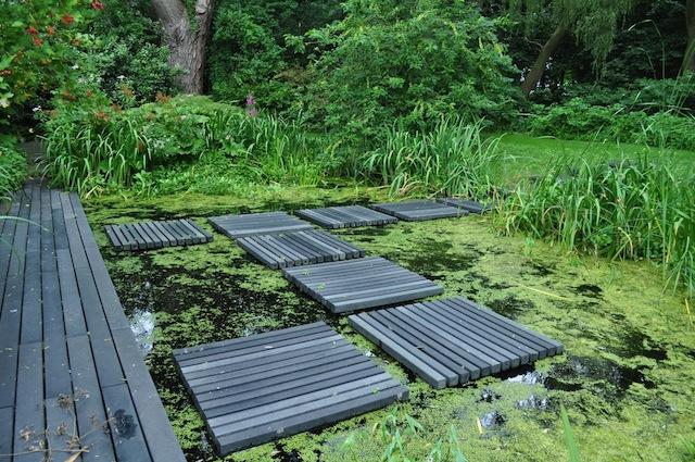 Wild Gardening | Gartenblog | Nov 17 | Mien Ruys Sumpfgarten