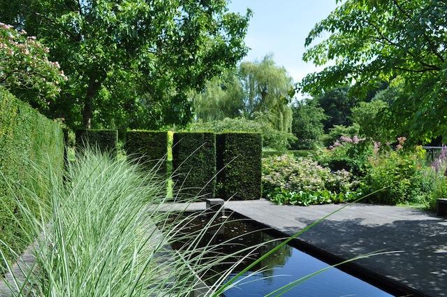 Wild Gardening | Gartenblog | Nov 17 | Mien Ruys Gestutzter Garten